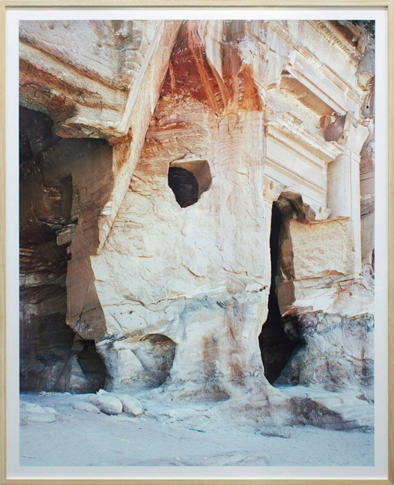 Petra pillar
