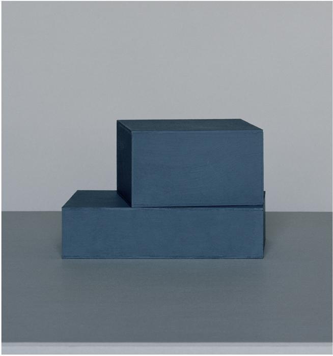Renient I, 2014 inkjet on wandvlies 42,5 x 42 cm