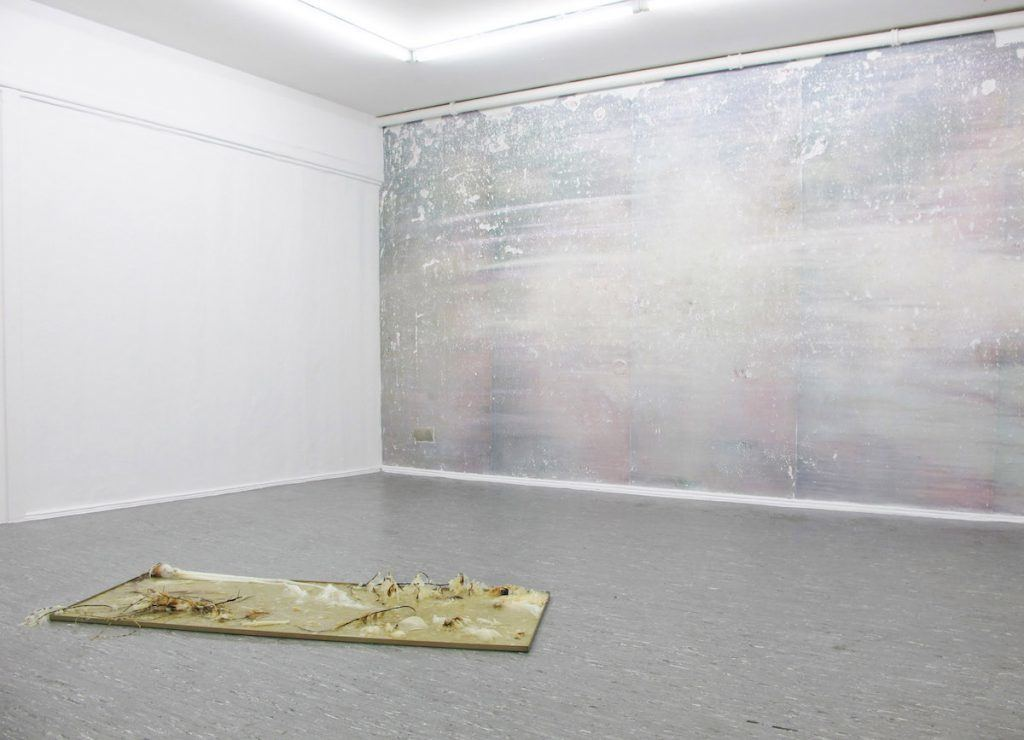Luca Vanello, installation view